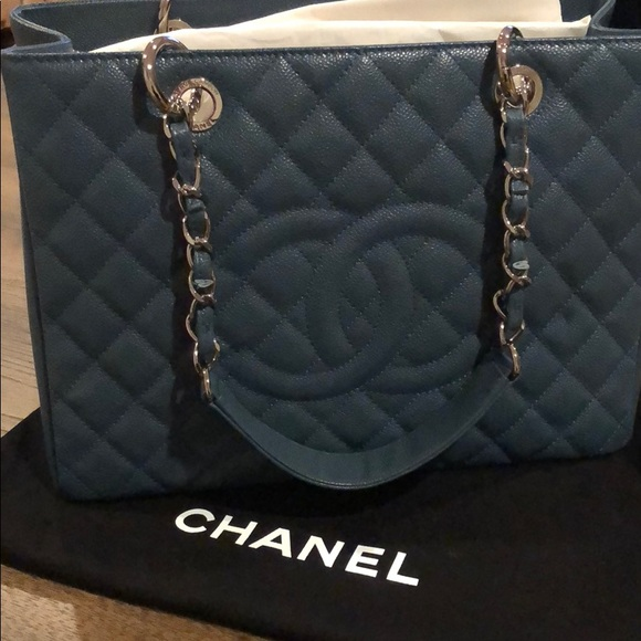 91641b4c6822 Chanel Grand Shopper Tote GST brand new with tags